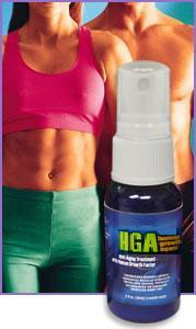 HGA Human Growth Agent (HGH And HGF) Spray is an anti-aging oral spray increases your own body's Human Growth Factor secretion, which falls sharply as we age.